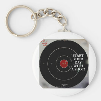 START YOUR DAY WITH A SHOT KEYCHAIN