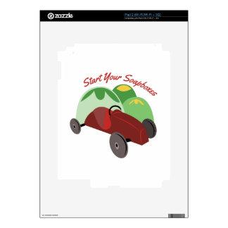 Start Your Soapboxes iPad 2 Skins