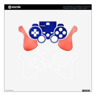 Starter Controller Skin For PS3 Controller