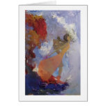 Starting Point by Pia f. Walker Greeting Card