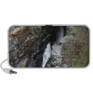 Starting point of falling water at the Corries Portable Speakers