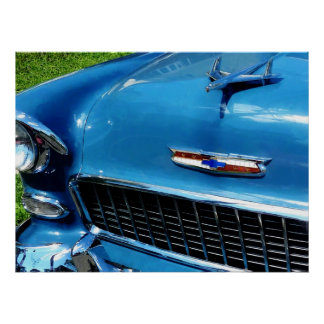 STARTING UNDER $20 - Bel Air Hood Ornament Posters
