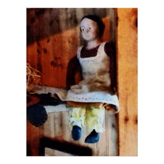 STARTING UNDER $20 - Bisque Doll for Sale Poster