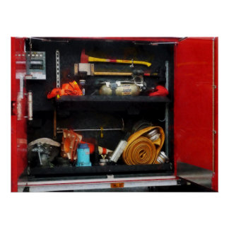 STARTING UNDER $20 - Fire Fighting Supplies Poster