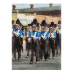 STARTING UNDER $20 - Marching Band Poster