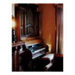 STARTING UNDER $20 - Pipe Organ in Living Room Posters
