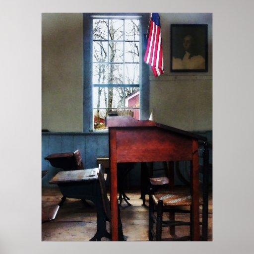 STARTING UNDER $20 - Schoolmaster's Desk Posters