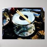 STARTING UNDER $20 - Snare Drum Print