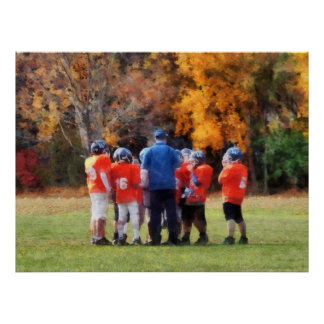 STARTING UNDER $20 - The Huddle Poster