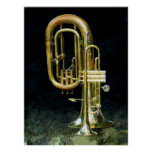 STARTING UNDER $20 - Trumpet and Tuba Poster
