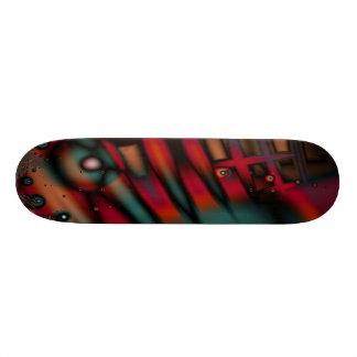 Startled Custom Skateboard