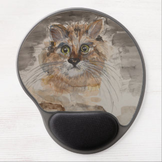 Startled Stella Gel Mousepad