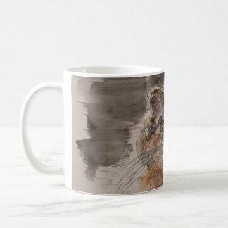Startled Stella White 11 oz Classic White Mug