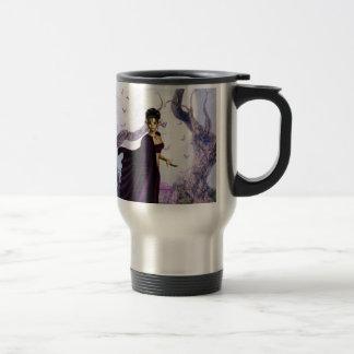 Startled Travel Mug