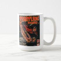 Startline Stories Pulp Magazine w/Captain Future Coffee Mug