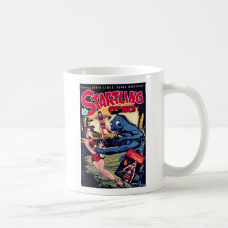 Startling Comics Coffee Mug