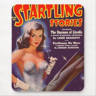 Startling Stories 2 Mouse Pad