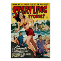 Startling Stories -- Aftermath