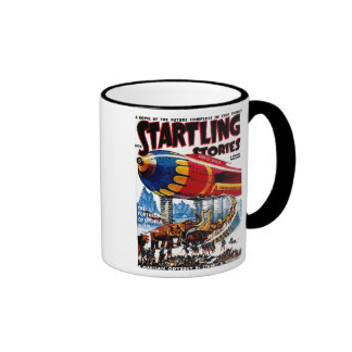 """Startling Stories"" Coffee Mug"