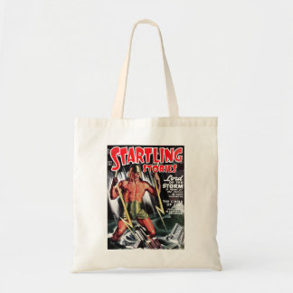 """""""Startling Stories"""" - """"Lord of the Storm"""" Bag"""