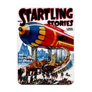 """""""Startling Stories"""" Magnet"""