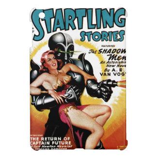Startling Stories - Shadow Men iPad Mini Case