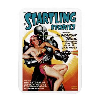 Startling Stories - Shadow Men  Magnet