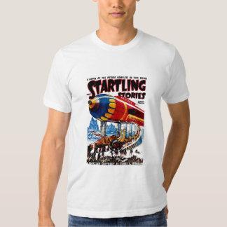 """Startling Stories"" Tee Shirt"
