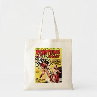 Startling Stories - The Isotope Men Bag