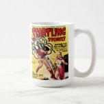 Startling Stories - The Isotope Men Mug