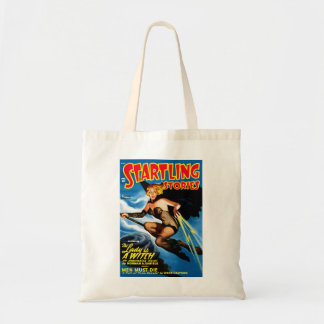 Startling Stories - The Lady is A Witch Bag