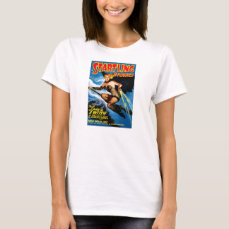 Startling Stories - The Lady is A Witch T-Shirt