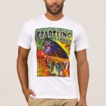 STARTLING STORIES Vintage Pulp Magazine Cover Art T-Shirt