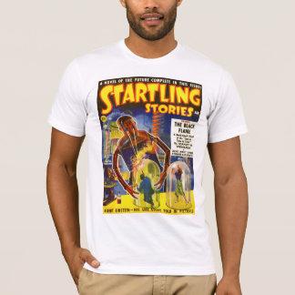 STARTLING STORIES Vintage Pulp Magazine Cover Art T-Shirt