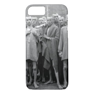Starved prisoners, nearly dead from_War Image iPhone 8/7 Case