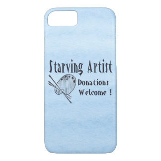 Starving Artist iPhone 8/7 Case