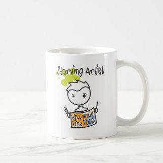 Starving Artist Mug