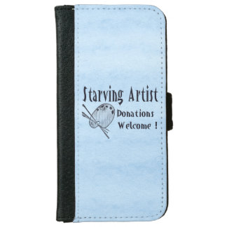 Starving Artist Wallet Phone Case For iPhone 6/6s