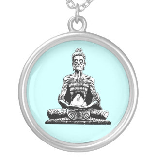 Starving Buddha Necklace