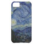 Stary Night by Vincent Van Gogh Cover For iPhone 5C