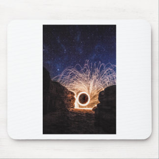 Stary Night Mouse Pad