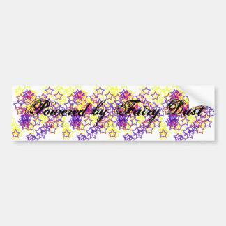 Starz - Powered by Fairy Dust Bumper Sticker