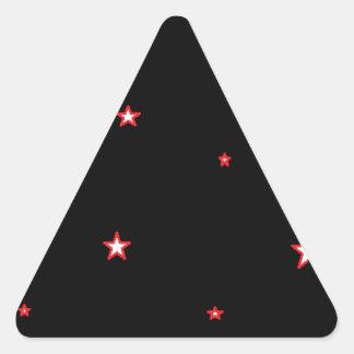 Starz Triangle Sticker