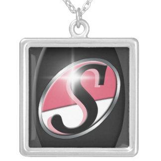 Starzraven Signature S Logo Necklace