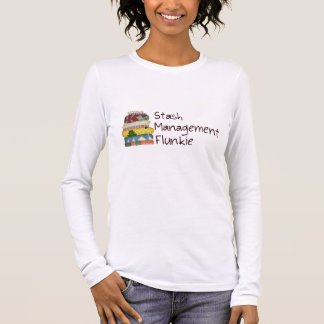 Stash Management Flunkie Long Sleeve T-Shirt