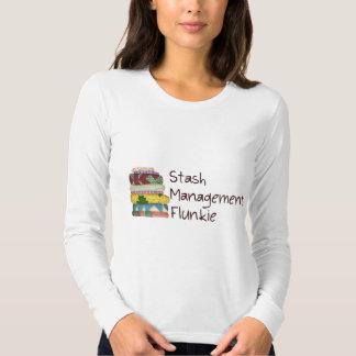 Stash Management Flunkie T-shirt