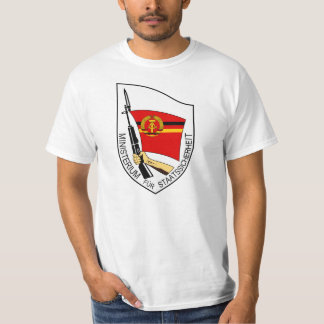 Stasi, Ministry for State Security, East Germany T-Shirt