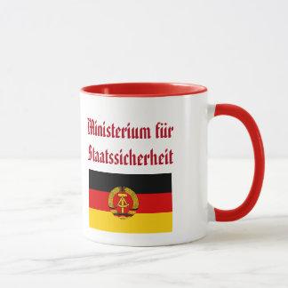 Stassi* logo Kaffeetasse, Stasi logo Coffee Cup/ Taza