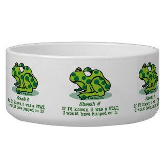 STAT Froggie Bowl