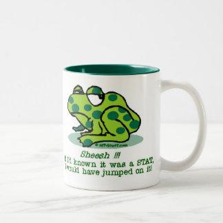 STAT Froggie Tazas De Café